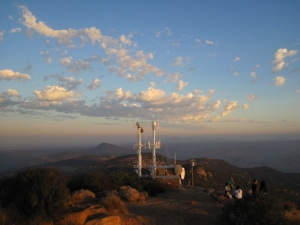 Cowles Mountain Oct 2011